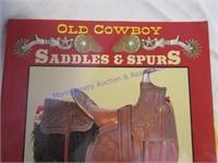SADDLES & SPURS BOOK