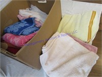 TOWELS AND WASH CLOTHS