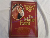 MANE EVENT BOOK
