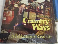 COUNTRY LIIVING BOOKS