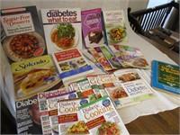 DIABETIC COOKBOOKS