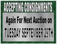 2020 FALL FARM & HEAVY EQUIPMENT AUCTION