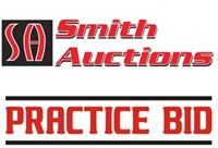 OCTOBER 19TH - ONLINE FIREARMS & SPORTING GOODS AUCTION