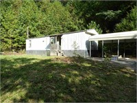 Live Real Estate Auction - Mobile Home on 5 Acers