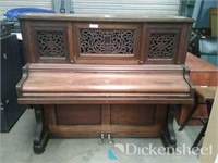 Charles Walter, Chickering & Sons Pianos