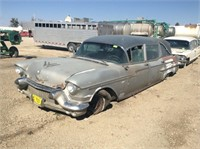 Large Collector Car and Car Parts Auction