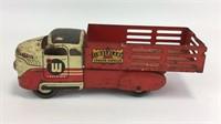 Pressed Tin Wyandotte Truck