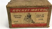VTG Rocket Motor #12086 in box