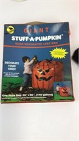 Halloween Pumpkin Mask Plus