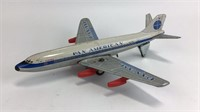 Battery Operated Pan Am Clipper Airplane