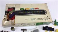Child's Guidance Railroad No. 351
