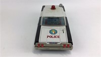 1978 Battery Operated Tin Highway Patrol Car