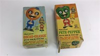 1966 Hasbro Mr. Potato Head w/Oscar & Pete