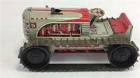 MARX No. 5 Tractor w/Tread