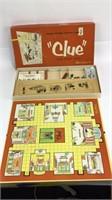 1960 Clue & Life Games