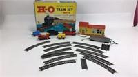 MARX HO Train Set & Athearn Trains