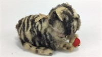 Antique Wind Up Kitty w/Ball