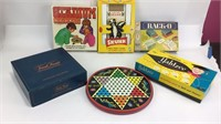 6 Games / Yahtzee, Skunk, Rack-O and more