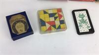 Lot of 7 Mini Puzzle Games