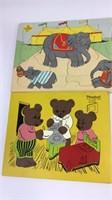 6 Childrens Puzzles
