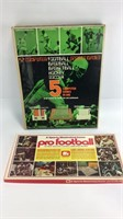 Computer Sports Game & Pro Football Game