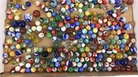 Large Lot Vintage Marbles