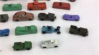 Mixed Vehicle Lot / Matchbox, Tootsietoy, Midge +