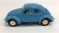 Vintage Tonka Blue Volkswagon Beetle