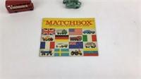 Lesney & Matchbox Exc.Condition Cars w/ Case