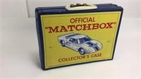Lesney & Matchbox Exc. Condition Cars w/ Case