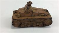 Vintage Auburn Rubber Ind. Tank Model