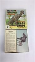 Three Teach-Me Flash Card Sets