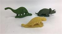 7 Sinclair Dinoland Dinos + Dinosaur World Puzzle
