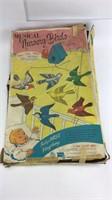 Vintage Kenner Musical Nursery Birds