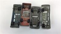 Vintage Cast Metal Cars/Trucks & More