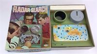 Ideal Radar Search & MB Sub Search Games