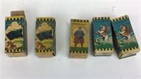 Vintage ACME Film Viewer + 5 Films