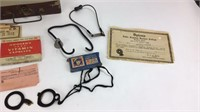 1937 Little Country Doctor Play Set