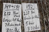Hay, Bedding, Firewood #41 (10/7/2020)