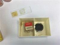 Milben Slides, Shrimp Hatching Set & Microscope