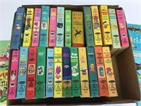 "25 Vintage Childrens ""A Big Little Book"" + More"