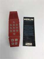 Handheld Merlin, Pet Rock & Mastermind Game