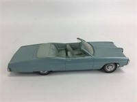 3 Dealership Promo Model Cars