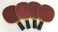 Vintage Table Tennis Corporation Paddles