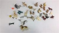 Vintage Animal Miniatures