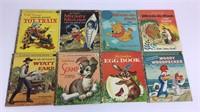 Vintage Lot of Little Golden Books (1950s-1960s)