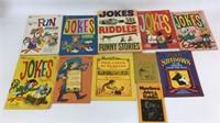Vintage Joke and Riddle Books (1970s)