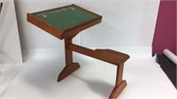 Vintage Teach N Fun Toys Chalkboard Desk with Seat