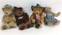 2 Boyds Bears, Oktoberfest Bear & Bonita Bear