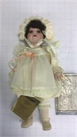 6 Seymour Mann Connoisseur Collection Dolls